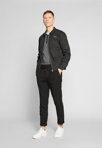 Schott - DRIFT - Summer jacket - black - 1