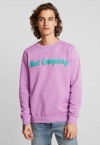 Best Company - CLASSIC  - Sweatshirts - glicine - 0
