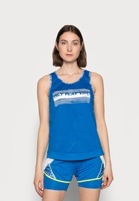 ONLY PLAY Tall - ONPANGILIA TRAINING - Top - imperial blue/white - 0