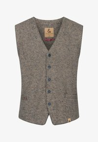 Colours & Sons - TANNER - Waistcoat - beige - 3