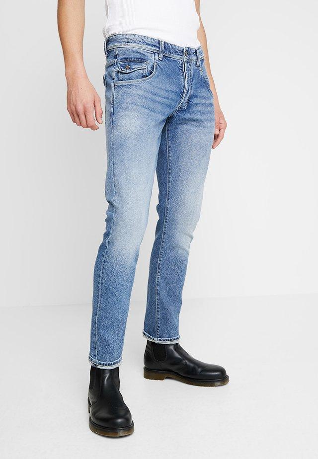 JOHAN - Jeans slim fit - steen