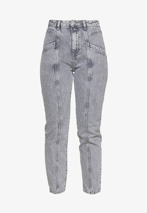 Jeansy Relaxed Fit - gray