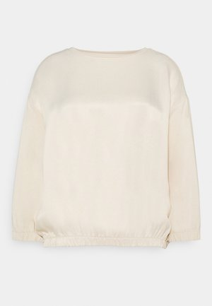 KALOU - Long sleeved top - pearl mélange