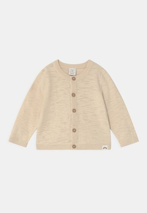 UNISEX - Kardigan - light beige
