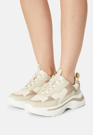 ROCKY - Sneakers laag - nude