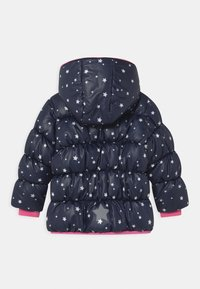 Blue Seven - KIDS GIRLS HIGHNECK - Winter jacket - nachtblau - 1