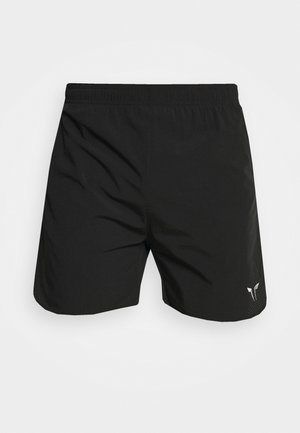 DRY TECH SHORTS - Korte sportsbukser - black
