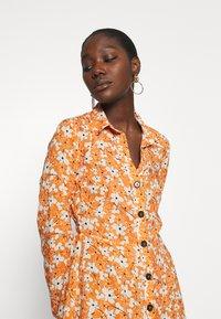 Mavi - LONG SLEEVE DRESS - Shirt dress - autumn maple - 3