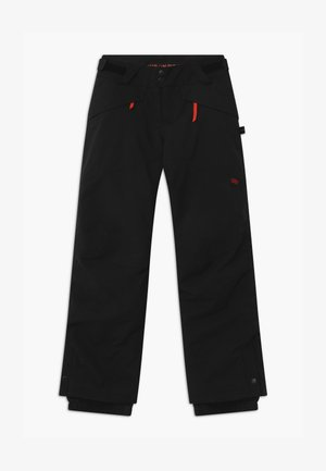 ANVIL - Snow pants - black out