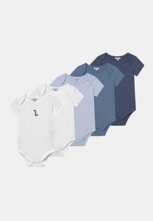 BABY BOY 5 PACK - Body - halogen blue