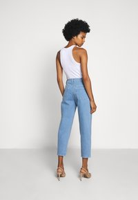 7 for all mankind - MALIA SIMPLICITY - Relaxed fit jeans - light blue - 2