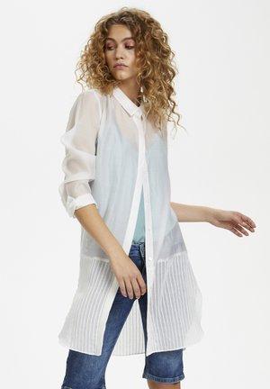 DHWILMA - Button-down blouse - optical white