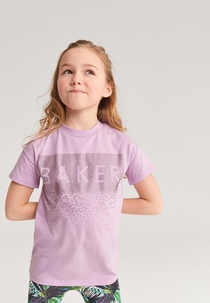 BAKER BY TED BAKER SPARKLE - Printtipaita - lilac