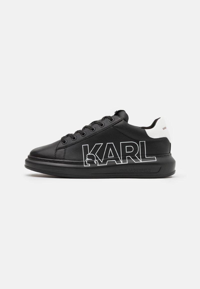 KARL LAGERFELD - KAPRI MENS LOGO  - Trainers - black