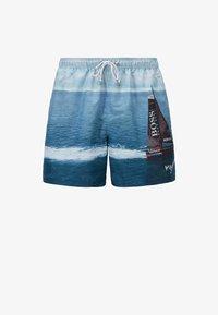 BOSS - SPRINGFISH - Swimming shorts - open blue - 3