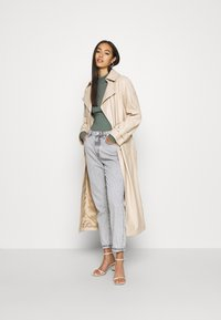 Even&Odd - Jersey de punto - light olive - 1