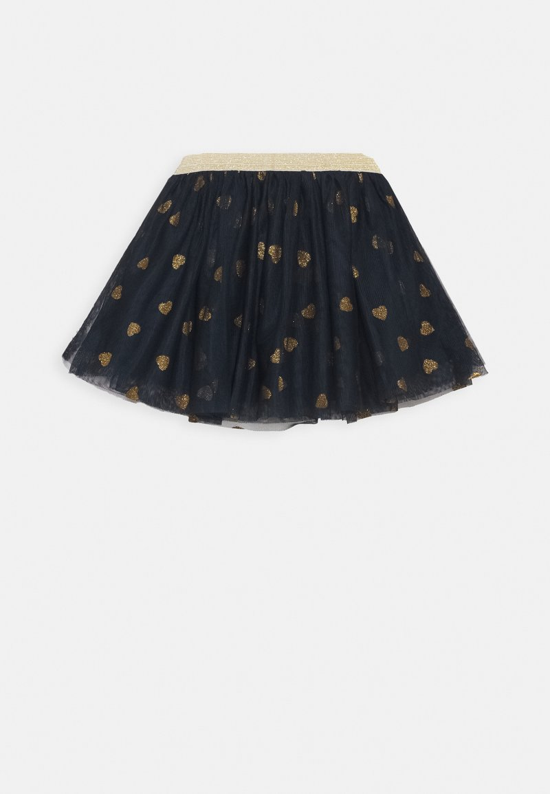 Name it - NMFNOLENA SKIRT - A-line skirt - dark sapphire
