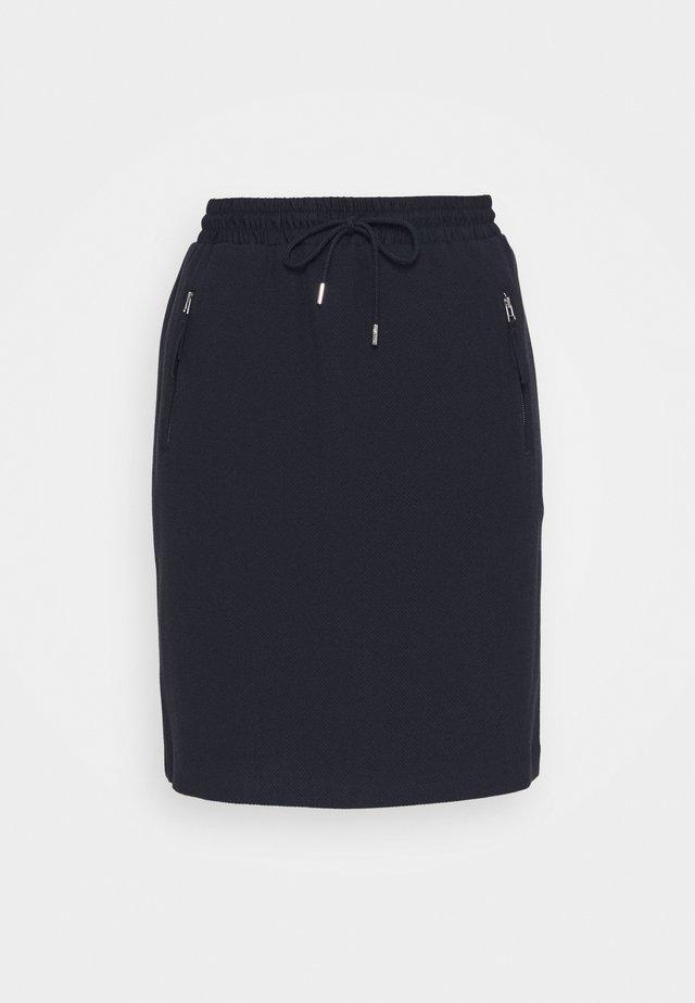 Mini skirts  - navy