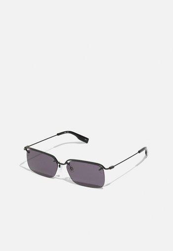UNISEX - Sunglasses - black/smoke