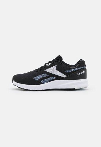 RUNNER 4.0 - Zapatillas de running neutras - core black/footwear white