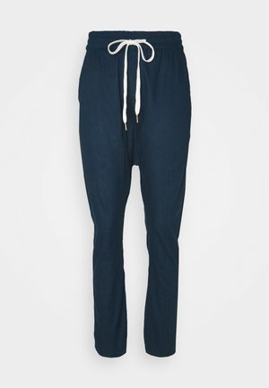LOUNGE PANT - Trousers - navy