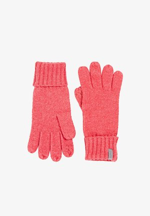Gloves - pink fuchsia