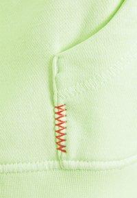 Nike Sportswear - HOODIE - Luvtröja - liquid lime - 6