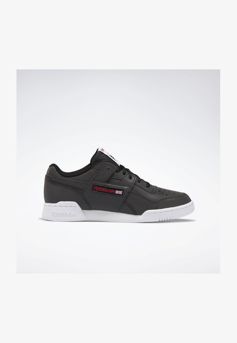 Reebok Classic - WORKOUT PLUS SHOES - Trainers - black