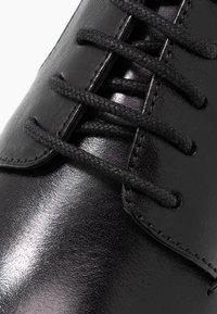 Zign - Zapatos de vestir - black - 2