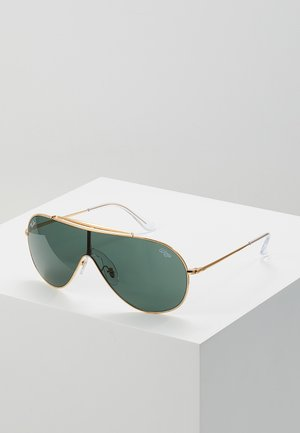 WINGS UNISEX - Sunglasses - gold-coloured