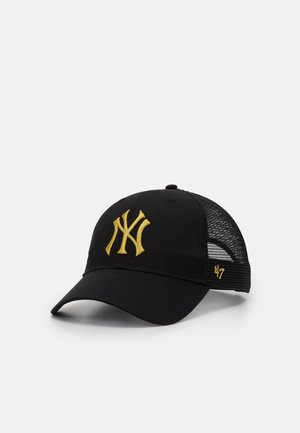 NEW YORK YANKEES BRANSON UNISEX - Cappellino - black