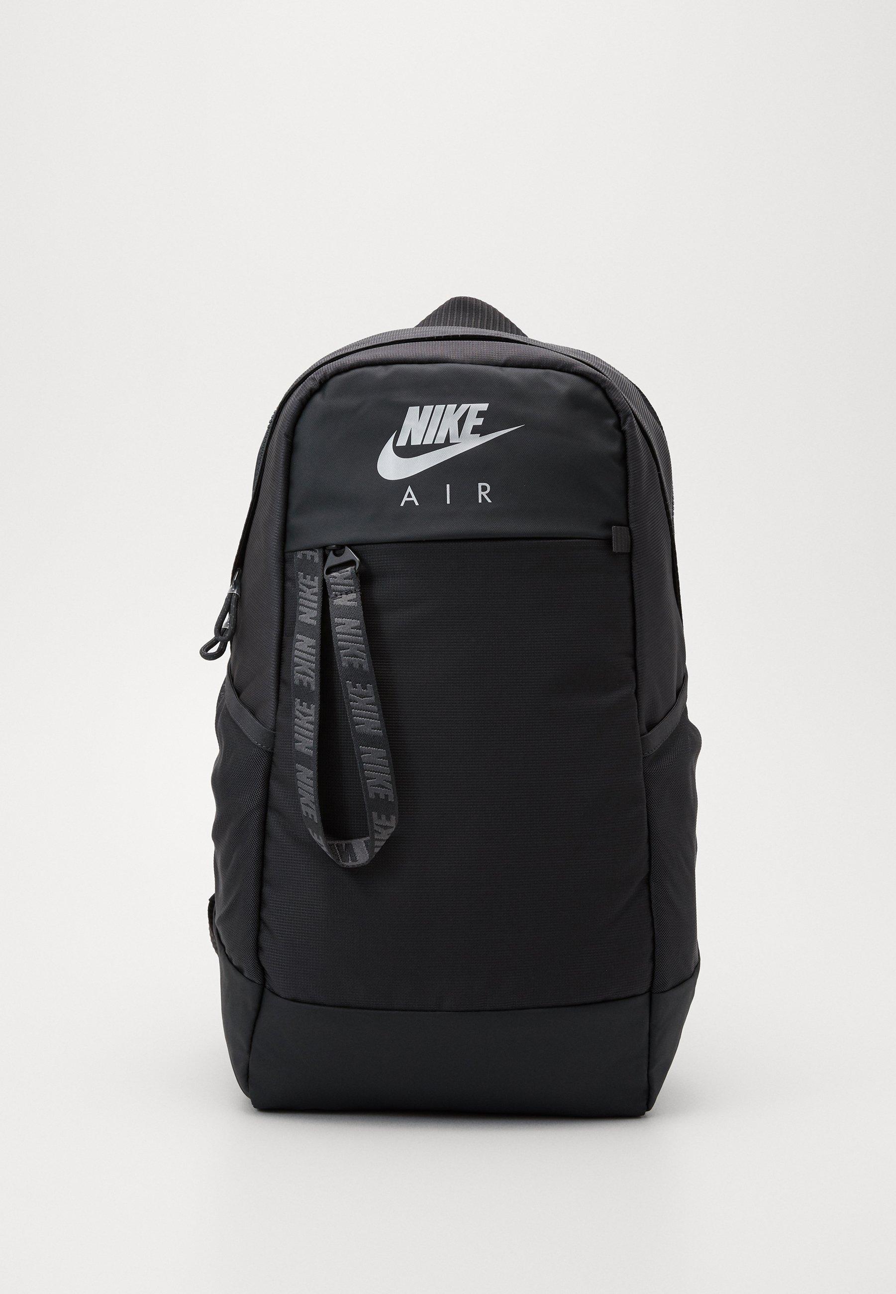 Inaccesible Dar persona que practica jogging  Nike Sportswear ESSENTIALS - Rucksack - dark smoke grey/metallic  silver/dark grey - Zalando.co.uk