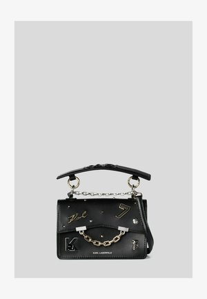 SEVEN PINS - Handbag - black