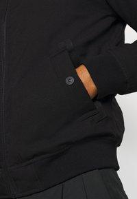 Jack & Jones - JJBERNIE JACKET - Light jacket - black - 5