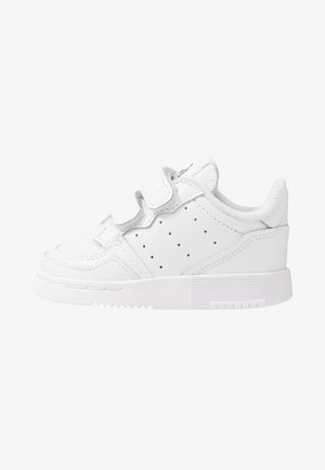 SUPERCOURT CF - Baskets basses - footwear white/core black