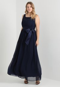 Dorothy Perkins Curve - NATALIE MAXI - Occasion wear - navy - 1