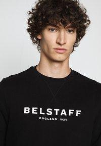 Belstaff - Sweatshirt - black/white - 3