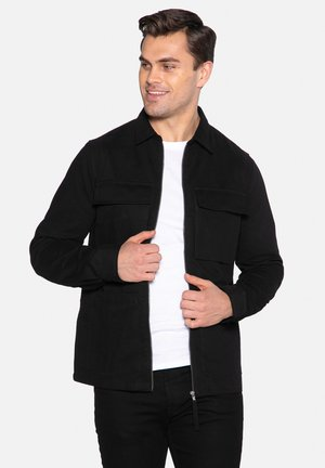 SHINCLIFFE - Shirt - black