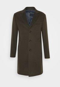 SULTAN RELAX COAT - Classic coat - khaki