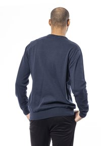 U.S. Polo Assn. - ADAIR - Stickad tröja - dark sapphire - 1