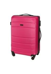 Wittchen - SET - Wheeled suitcase - rosa - 4