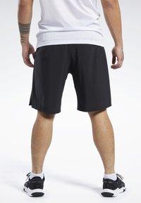 Reebok - SPEEDWICK SPEED SHORTS - Pantalón corto de deporte - black - 1