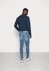 Jack & Jones - JJITOM JJORIGINAL - Jeans Skinny Fit - blue denim - 2