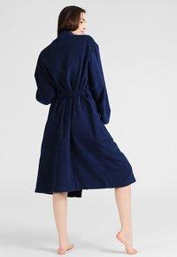 TOM TAILOR - BASIC KIMONO - Dressing gown - navy - 2