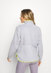 New Balance - Q SPEED ANORAK - Sports jacket - whisper grey - 2