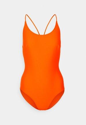 DANIELLE - Plavky - orange