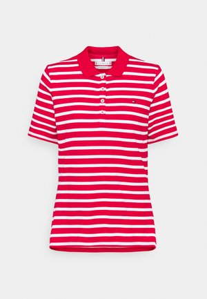 Koszulka polo - primary red