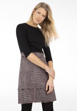 Day dress - schwarz-multicolor