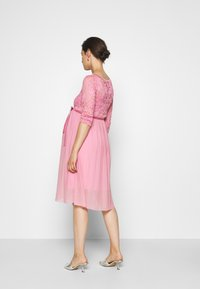 MAMALICIOUS - Vestido de cóctel - cashmere rose - 2