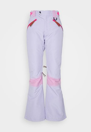 1080 WOMENS PANT - Ski- & snowboardbukser - lilac